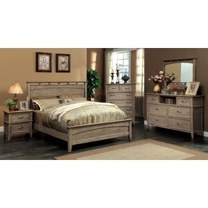 Balboa Panel Customizable Bedroom Set