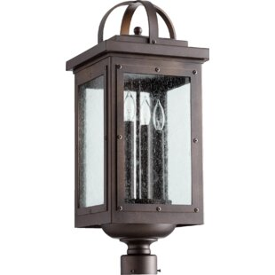 17 Stories Jeremy Outdoor 4-Lights Lantern Head