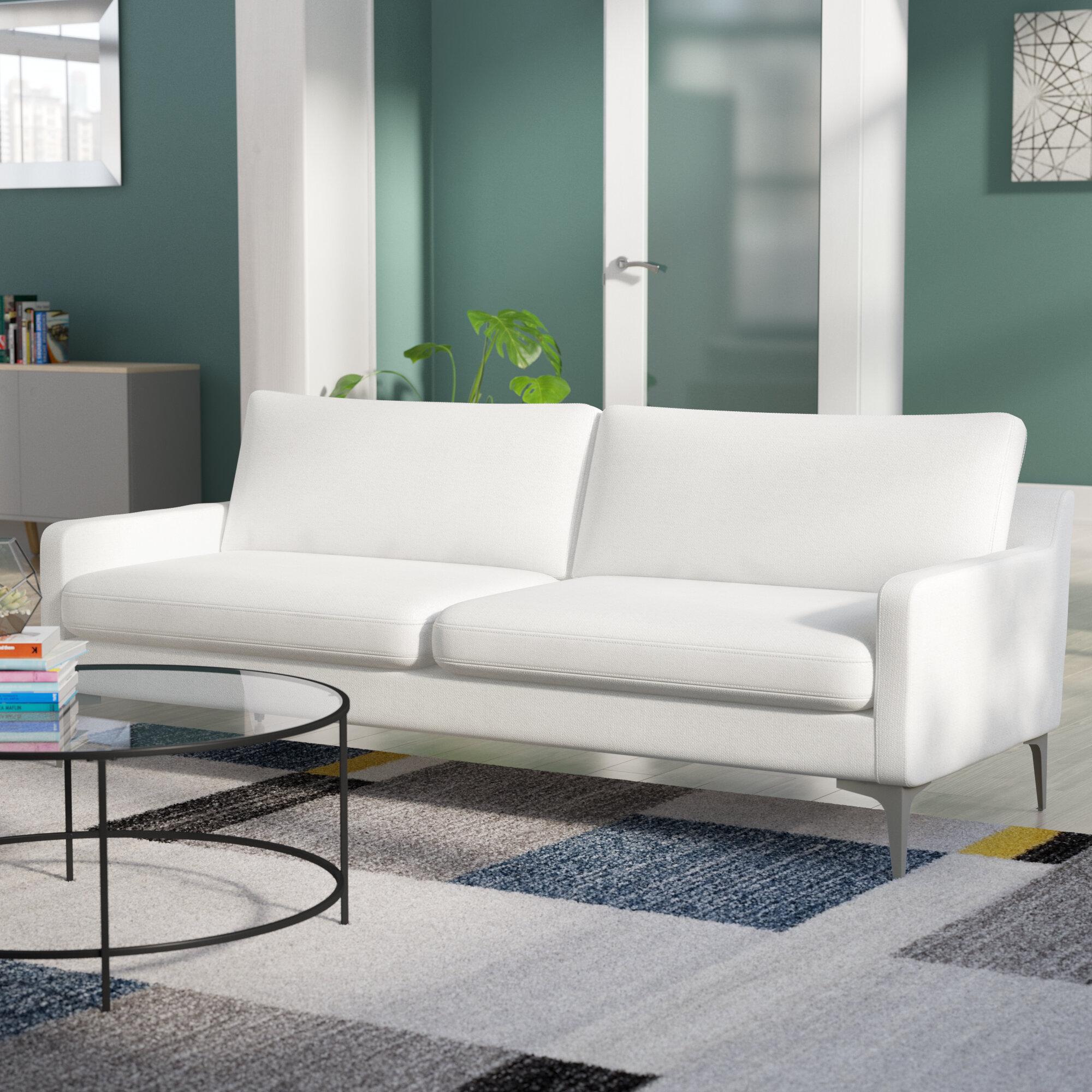 Langley Street Eden Sofa & Reviews   Wayfair