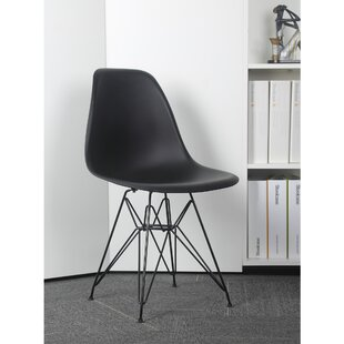 Buy clear Neihoff Dining Chair by Wrought Studio Reviews (2019) & Buyer's Guide