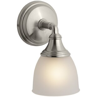 Satin nickel sconces youll love save aloadofball Image collections