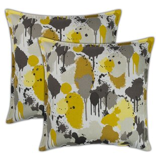 Leith Outdoor Throw Pillow (Set Of 2) By Ivy Bronx