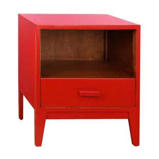 Look for Jude 1 Drawer Nightstand by Porthos Home