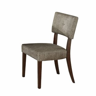 Leboeuf Upholstered Dining Chair (Set of 2) by Latitude Run