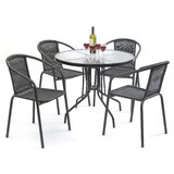 Cael 5 Piece Dining Set