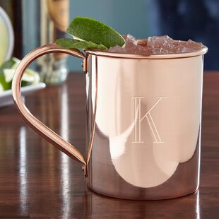 Nikolay Engraved 18 oz. Moscow Mule Mug