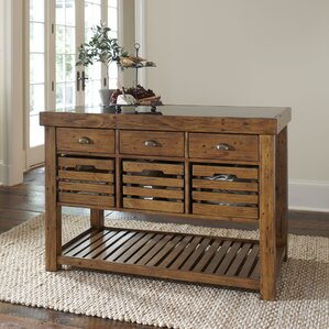 William Kitchen Island by Birch Lane™