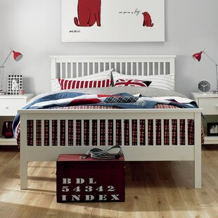 High Gloss Bed Frame Wayfair Co Uk