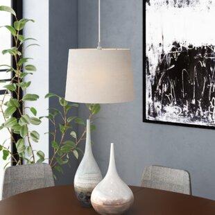 Ebern Designs Detweiler 1-Light Pendant