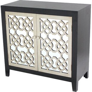 2 Door Wood Accent Cabinet by Teton Home