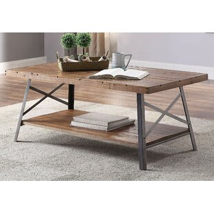 Addyson Coffee Table by Gracie Oaks