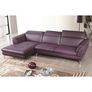 Brinn Reclining Sectional by Orren Ellis