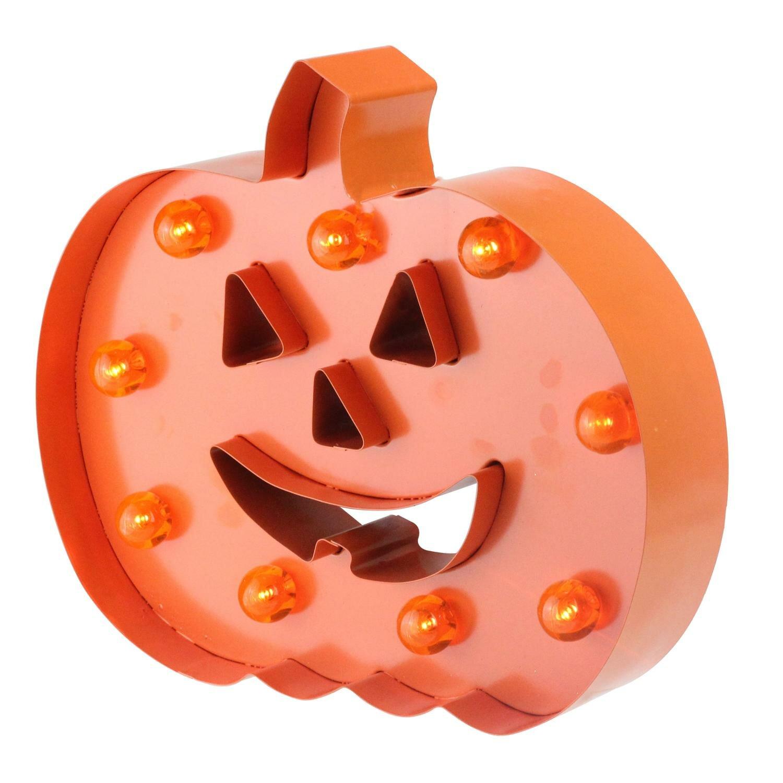 Holiday Aisle Marquee Pumpkin