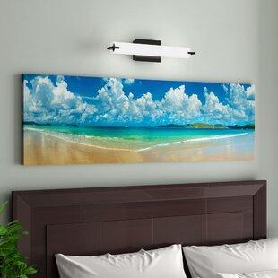 beach themed bedroom decor wayfair