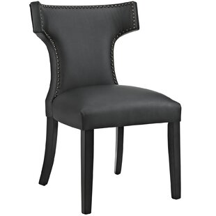 Niles Curve Upholstered Dining Chair