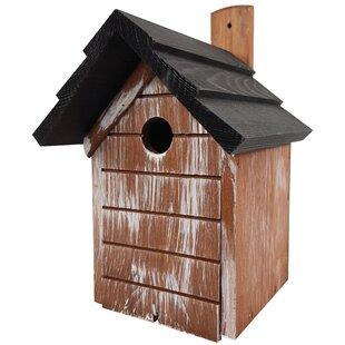 Bangura Mounted Birdhouse Image