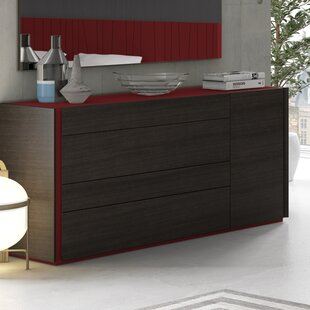 Elida 4 Drawer Dresser by Orren Ellis