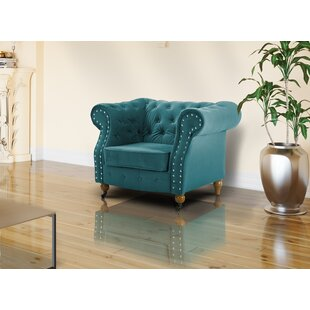 Lemasters Chesterfield Chair By Ophelia & Co.