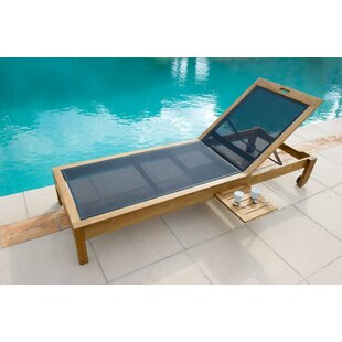 Valteck Reclining Chaise Lounge
