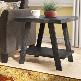 Extra Wide End Tables | Wayfair