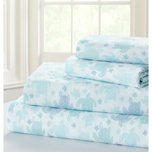 Ferry Turtle Sheet Set