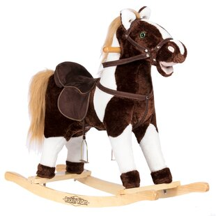 Tex Rocking Horse