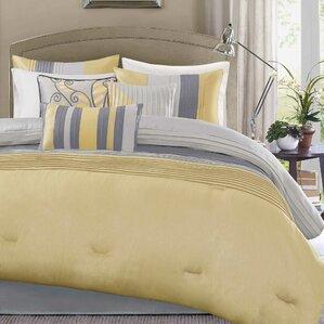 morell 7 piece comforter set