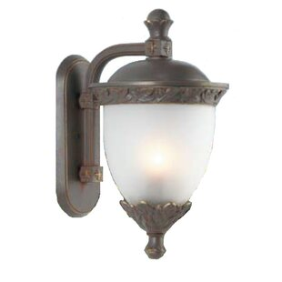 Affordable Phillipstown 2-Light Outdoor Wall Lantern By Alcott Hill