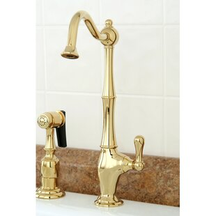 Vintage Brass Kitchen Faucet Wayfair - Wayfair kitchen faucets