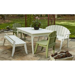 Uwharrie Chair Plaza Dining Table