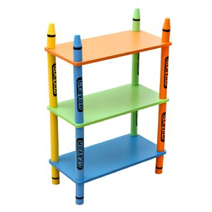 Review Zoomie Kids 72cm Bookcases
