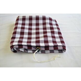 Cherrywood Gingham Tablecloth