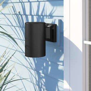 Rozella 1-Light Outdoor Sconce By Zipcode Design