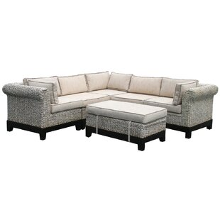 Chic Teak West Palm Sectional