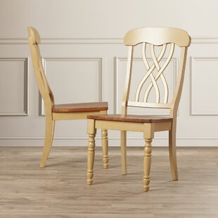 Corell Park Solid Wood Dining Chair (Set ..