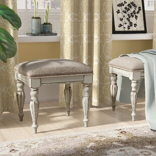 Treport Vanity Stool By One Allium Way Reviews Vanity Stools Discount