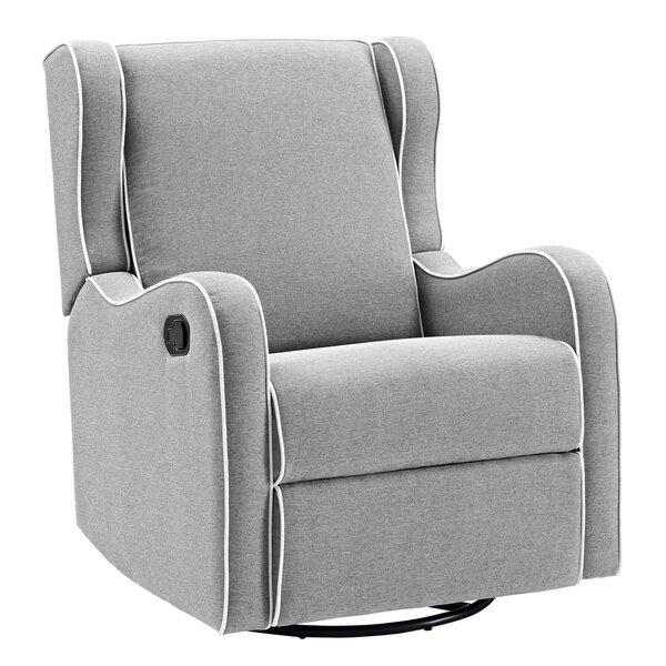 Surprising Nursing Recliner Chair Wayfair Creativecarmelina Interior Chair Design Creativecarmelinacom