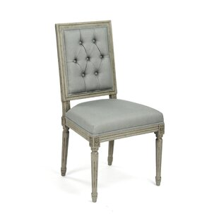 Louis Upholstered Dining Chair by Zentique