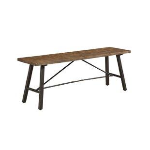 Teena Wood Bench by Williston Forge