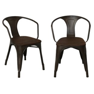 Reviews Fidelia Dining Chair (Set of 2) by Williston Forge Reviews (2019) & Buyer's Guide