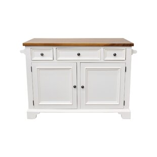 Darby Home Co Gerson Kitchen Island