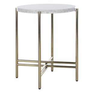 Raynham End Table by Everly Quinn
