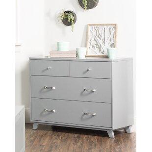 Kaiser Point 3 Drawer Dresser by Mack amp Milo