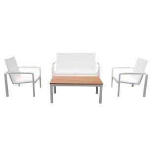 Orren Ellis Cataldo 4 Piece Sofa Set