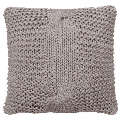 Heard Decorative Throw Pillow Color: Light Gray