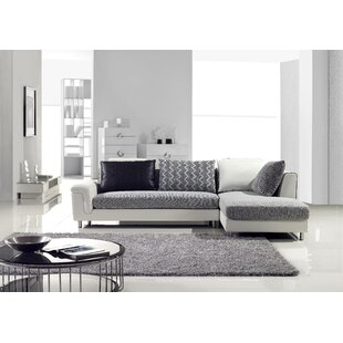 Coupon Axis Sectional by Hokku Designs Reviews (2019) & Buyer's Guide