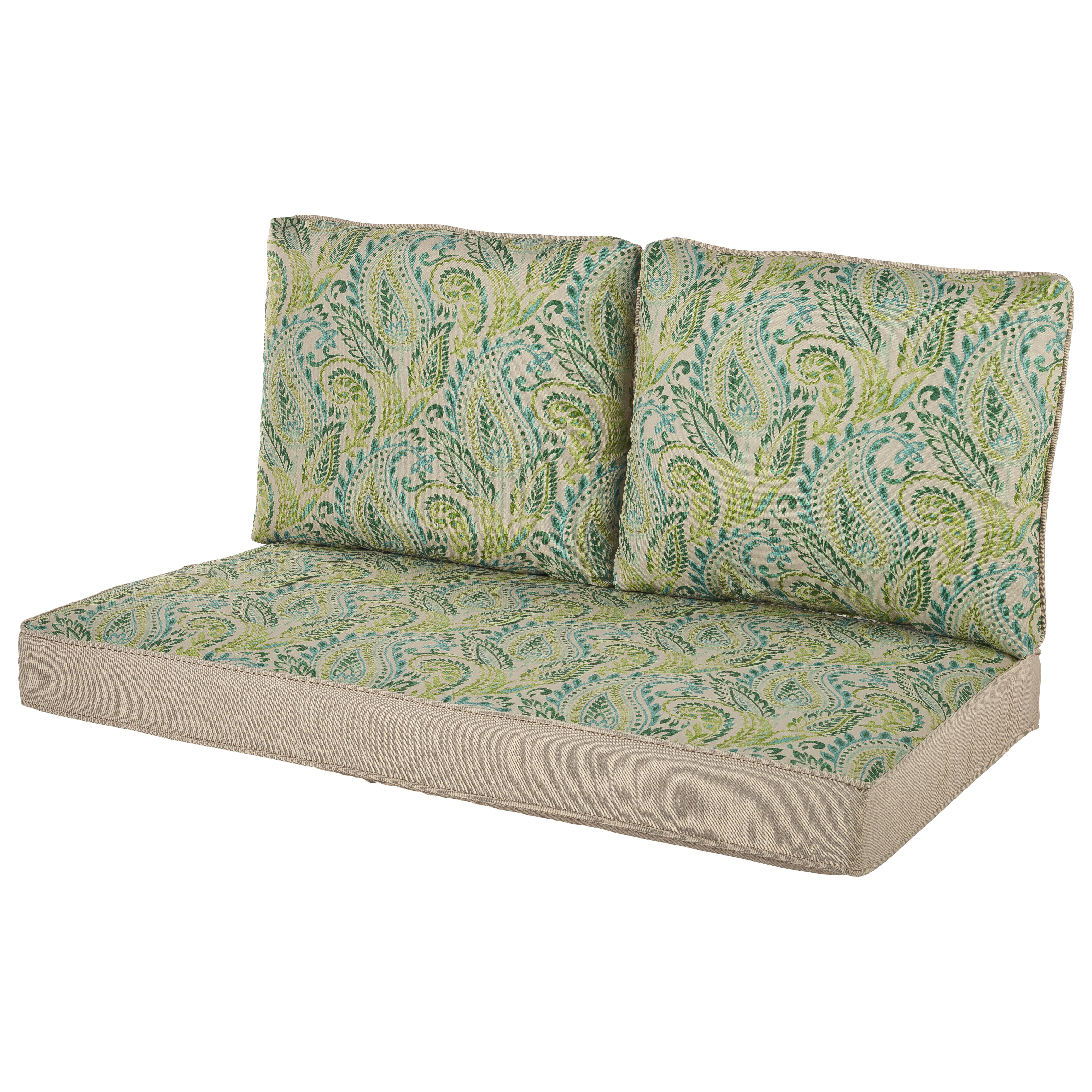 Arlmont Co Outdoor Loveseat Cushion Wayfair