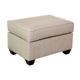 Avery 27 Rectangle Standard Ottoman by Edgecombe Furniture
