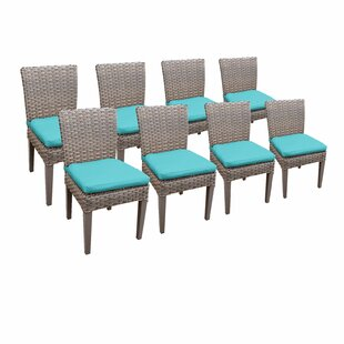 Florence Dining Chair with Cushion (Set of 8)