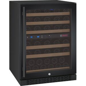 56 Bottle FlexCount Series Freestanding Wine Cooler by Allavino